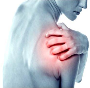 Фото плечевого сустава
